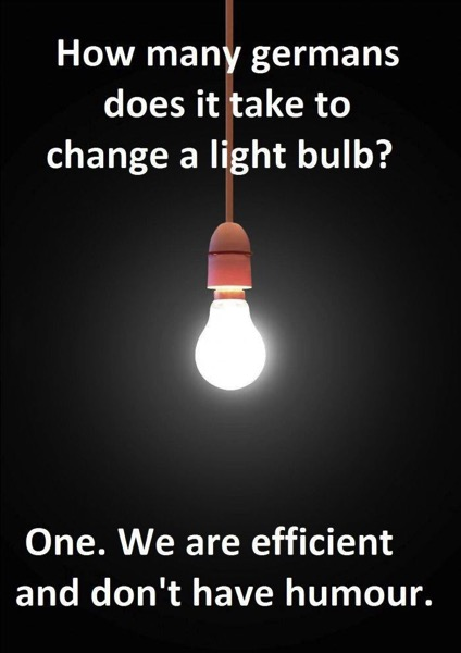 Change lightbulb